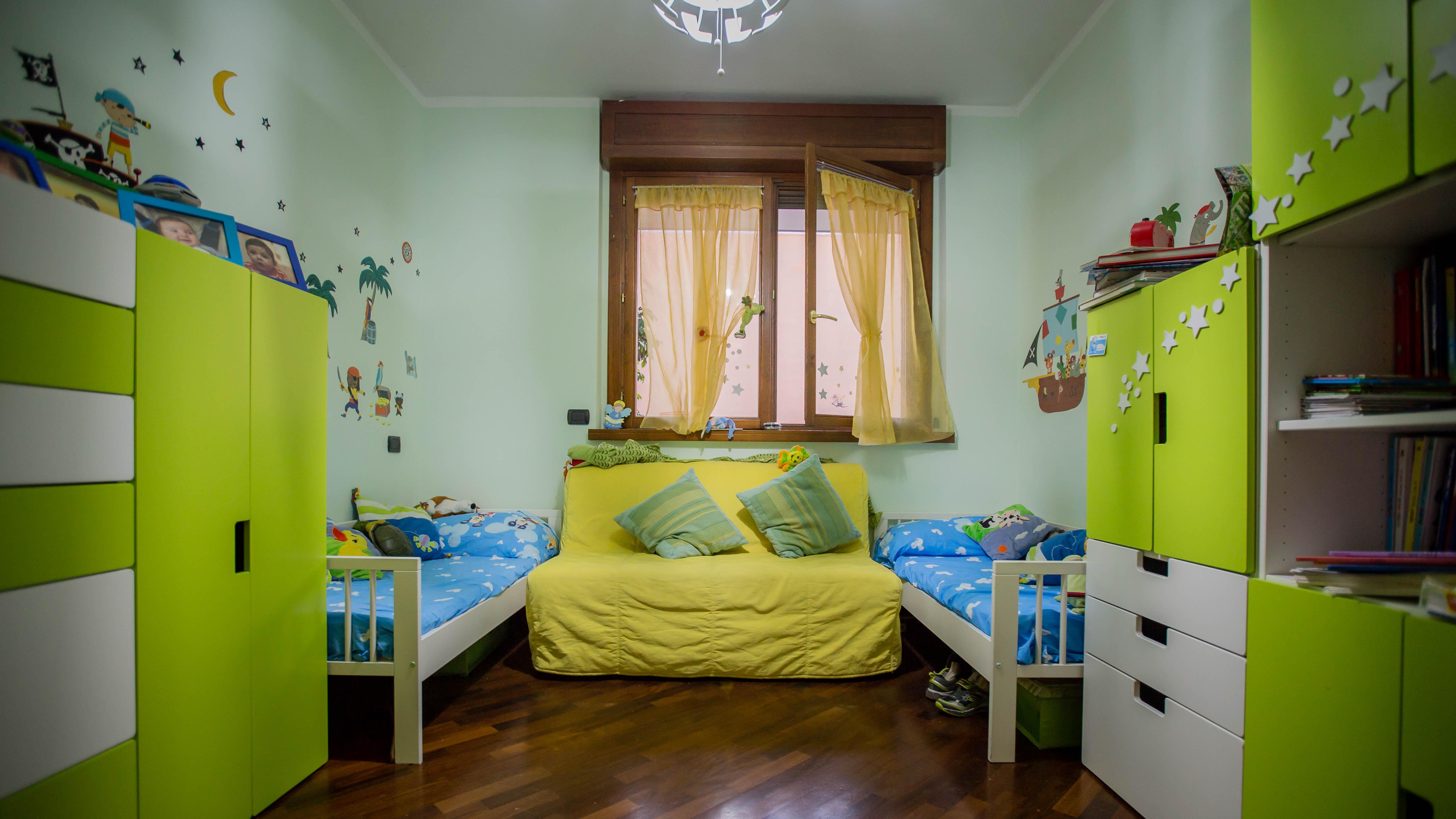 Come Arredare Camera Letto Piccola come arredare una cameretta piccola per i bambini?