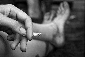 Rischi fumo in casa