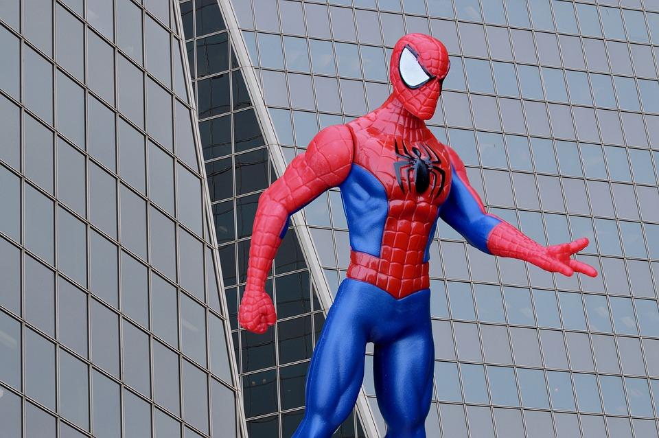 Spider-Man per PS4